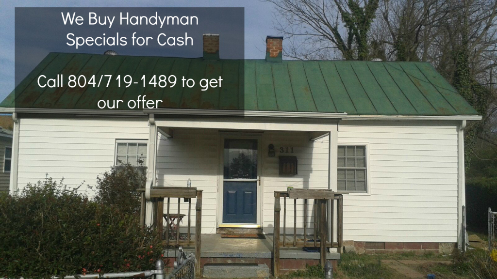 We will buy your really ugly house