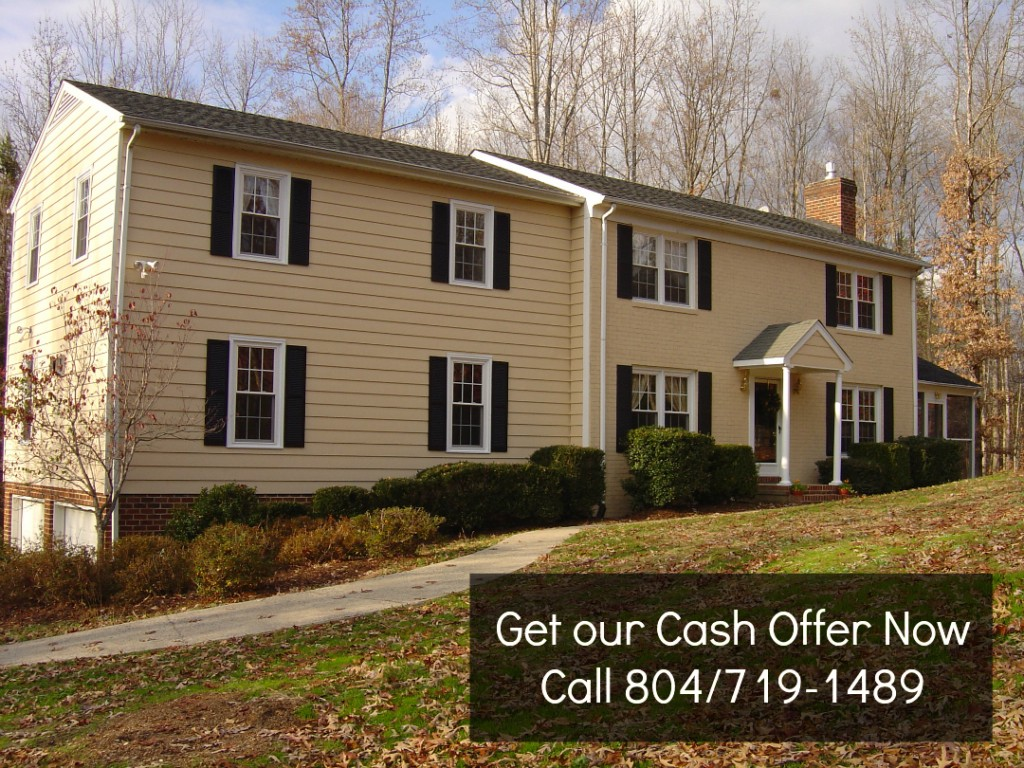 Fast Cash offer on House in Virginia