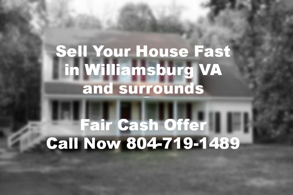 Sell House Fast Williamsburg