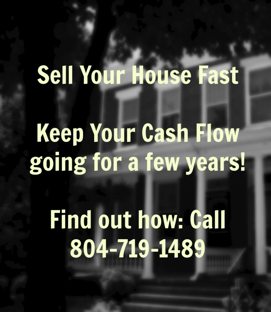 Sell Your House on Terms